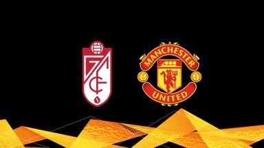 UEL: Granada v Man United 20/21 QF