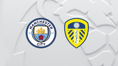 PL: Man City v Leeds