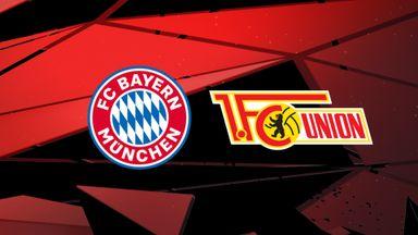 BUN: Bayern v Union Berlin 20/21