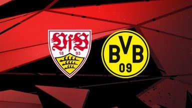 BUN: Stuttgart v Dortmund 20/21