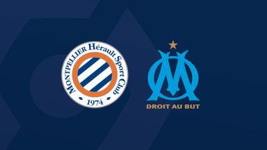 L1: Montpellier v Marseille 20/21