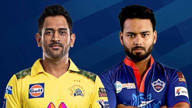 IPL: CSK v Delhi Capitals Hlts