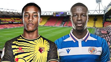 EFL Hlts: Watford v Reading