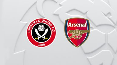 PL: Sheffield Utd v Arsenal
