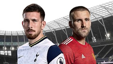 PL: Tottenham v Manchester United