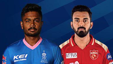 IPL: RR v Punjab Kings Hlts