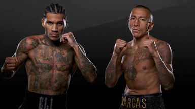 Fight Night: Benn v Vargas