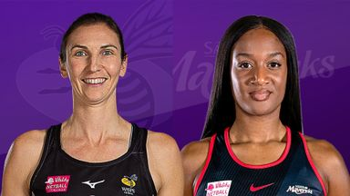Netball SL: Wasps v Mavericks