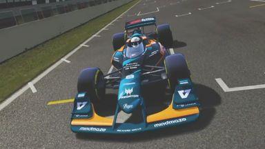 V10 R-League: Aston Martin v Team G