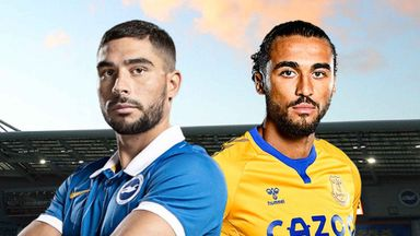 PL: Brighton v Everton