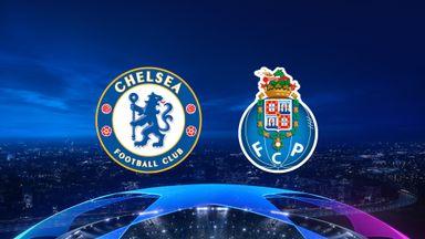 UCL: Chelsea v Porto 20/21 QF