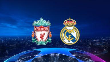 Liverpool v Real Madrid: Match Reca