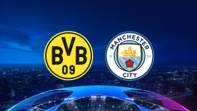 UCL: Dortmund v Man City 20/21 QF