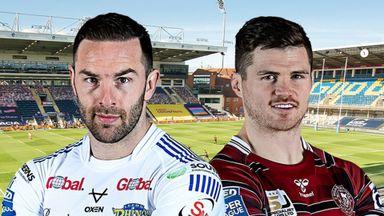 SL: Leeds v Wigan