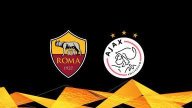 UEL: Roma v Ajax 20/21 QF