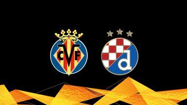 UEL: Villarreal v D Zagreb 20/21 QF