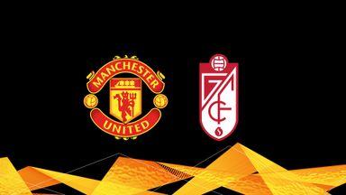 UEL: Man Utd v Granada 20/21 QF
