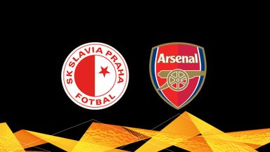 UEL: S Prague v Arsenal 20/21 QF
