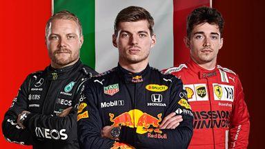 Emilia Romagna GP: Practice 1
