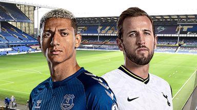 FNF: Everton v Tottenham