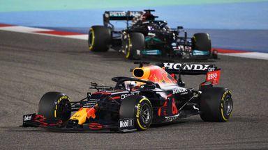 Mercedes v Red Bull