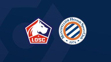L1: Lille v Montpellier 20/21