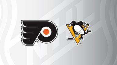 NHL: Flyers @ Penguins
