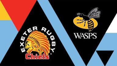 GPR: Exeter v Wasps