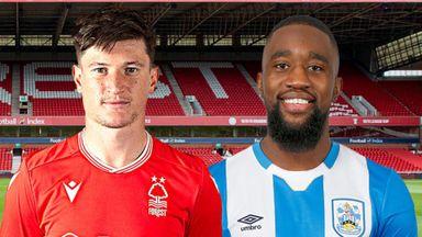 EFL Hlts: N. Forest v Huddersfield