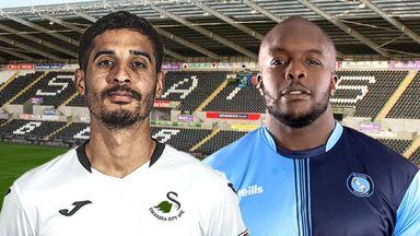 EFL Hlts: Swansea v Wycombe