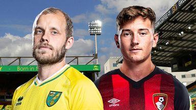 EFL Hlts: Norwich v Bournemouth
