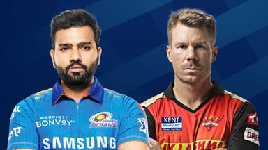 IPL: Mumbai v Sunrisers Bitesize