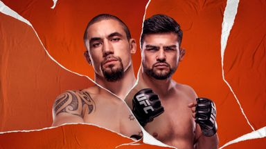 Fight Night - Whittaker v Gastelum