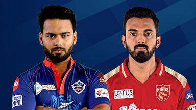 IPL: Delhi C v Punjab Kings Hlts
