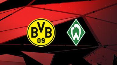 BUN: Dortmund v Bremen 20/21