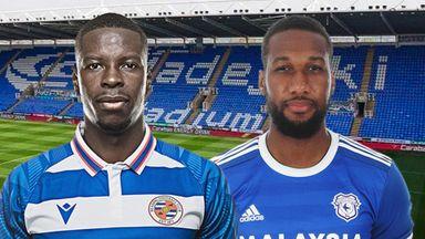 EFL Hlts: Reading v Cardiff City