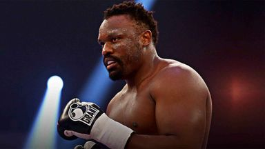 Derek Chisora: Off Limits
