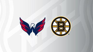 NHL: Capitals @ Bruins