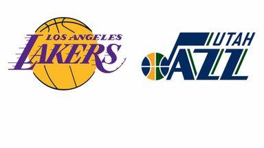 NBA Week 18: Utah @ LA Lakers
