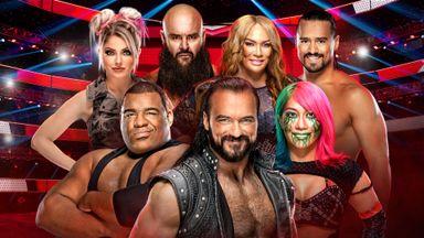 WWE Monday Night Raw: 19/04/21