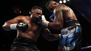 Whyte v Chisora: Bad Blood