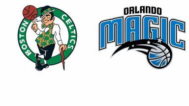 NBA Week 13: Orlando @ Boston