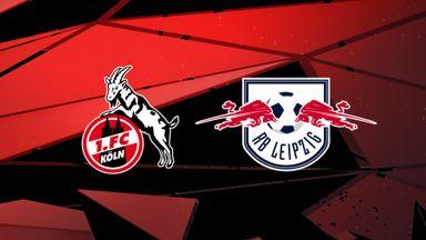 BUN: Cologne v RB Leipzig 20/21