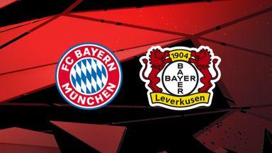 BUN: Bayern v Leverkusen 20/21