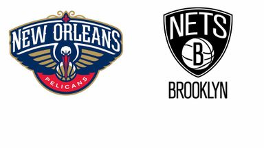 NBA Week : Brooklyn @ New Orleans