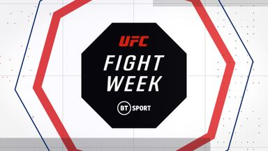 Fight Week: UFC 261 Preview