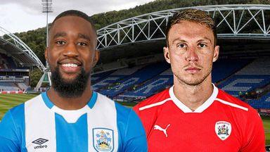 EFL Hlts: Huddersfield v Barnsley