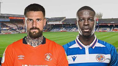 EFL Hlts: Luton Town v Reading
