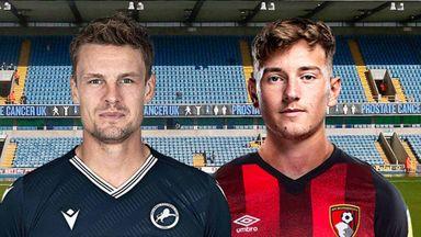EFL Hlts: Millwall v Bournemouth