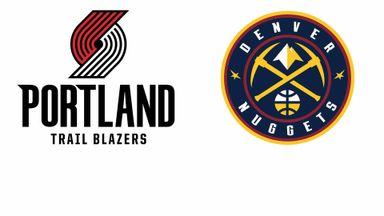 NBA Week 18: Denver @ Portland